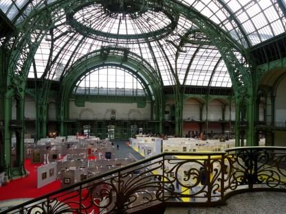 Art en Capital, Grand Palais, Paris, 2015