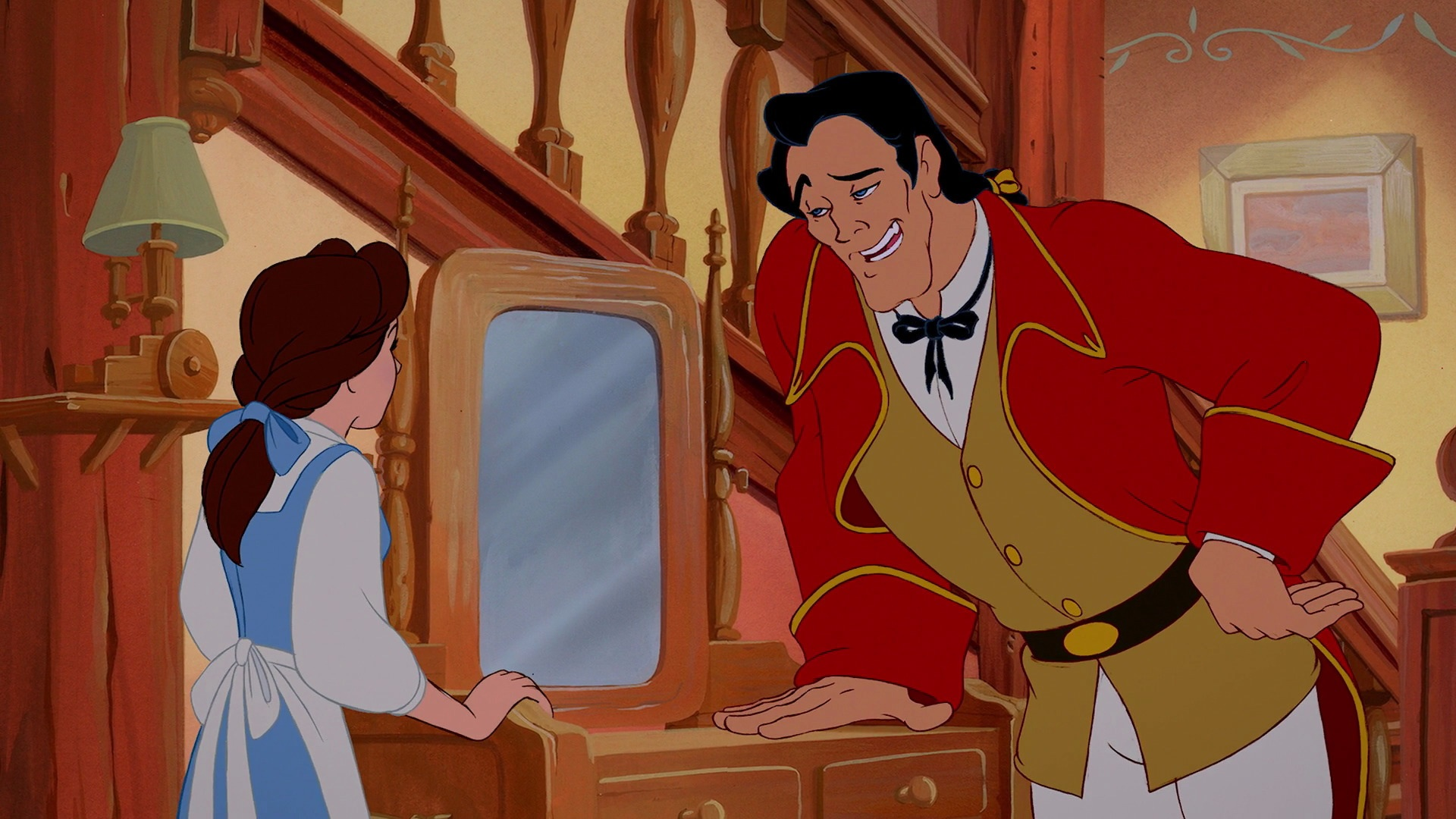 flirting quotes about beauty and the beast full version movie