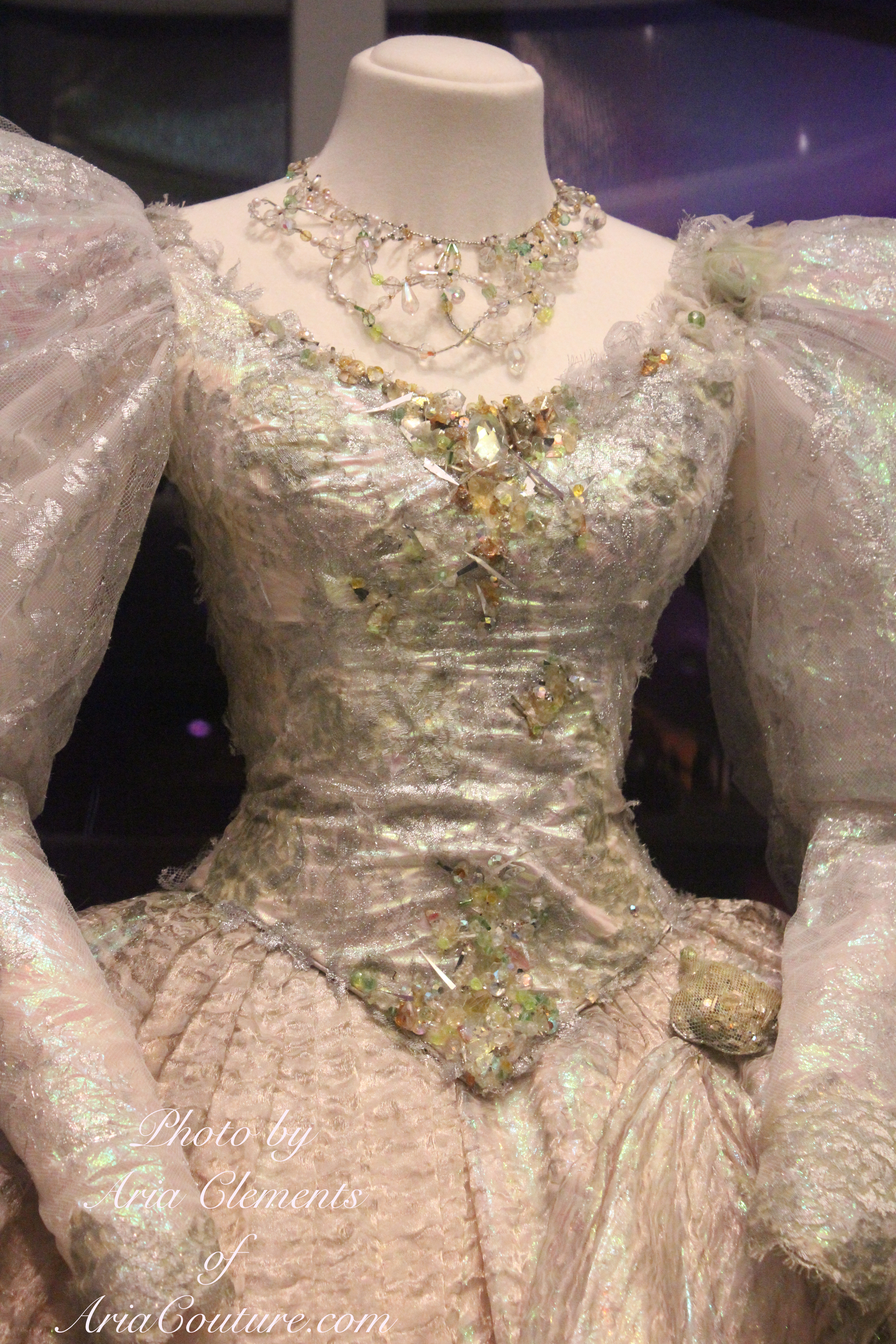 Part 2: Sarah\'s Labyrinth Ball Gown: A Costume Study – Aria Couture