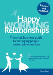 Happy Working Relationships update cover
