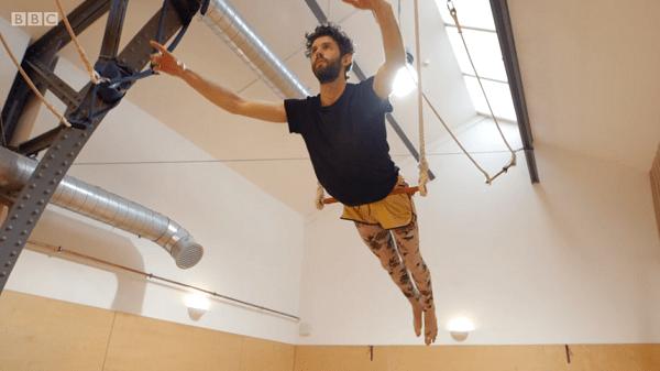 ben trapeze