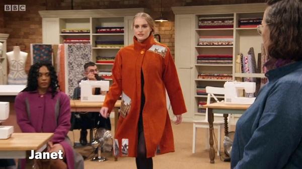 janet coat weird