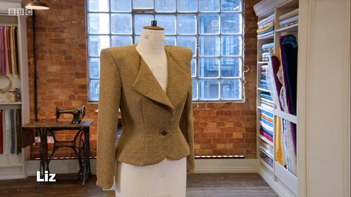 Liz power jacket