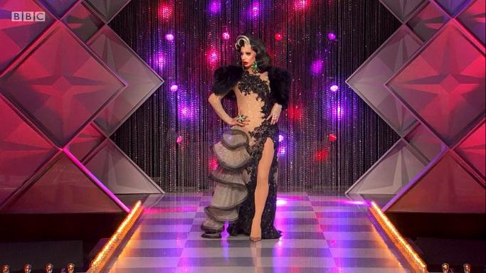 Scarlett Bobo pageant gown