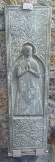 Bishop of Kilvickeon's Graveslab