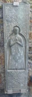 Bishop of Kilvickeon's Graveslab