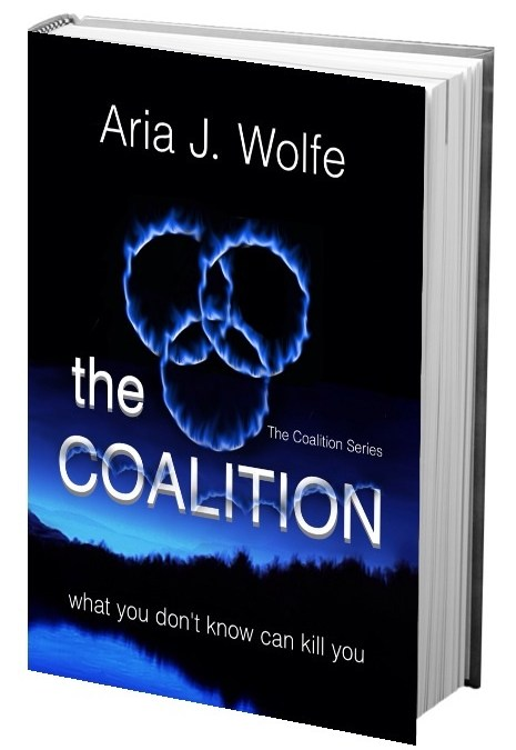 THE COALITION Book Trailer