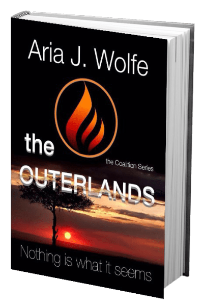 The Outerlands Paperback (Coalition 2)