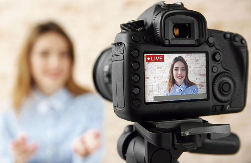 Cinco errores frecuentes al transmitir un video en vivo