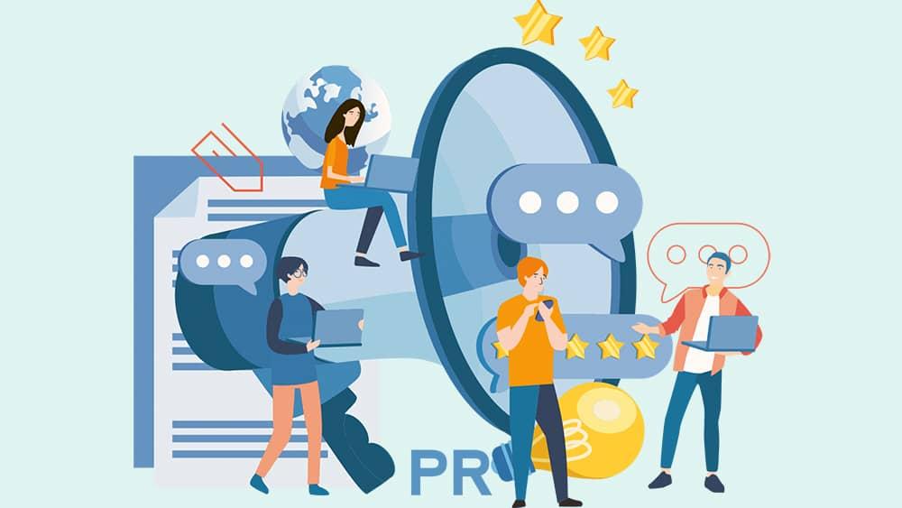 Relaciones públicas para la generación de clientes potenciales en B2B