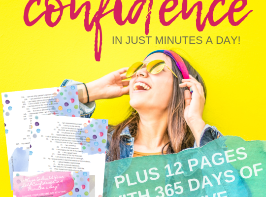 17 Ways to Build Your Confidence in Just Minutes by Ariana Dagan