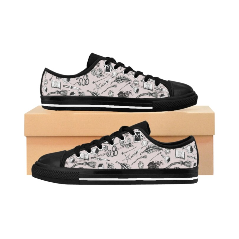 Modern Witches Alter Women's Shoes in Muave