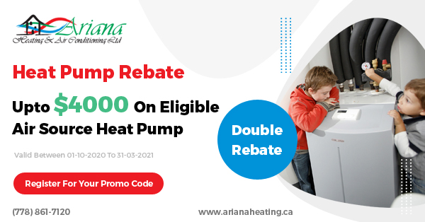 Air Source Heat Pump Rebate