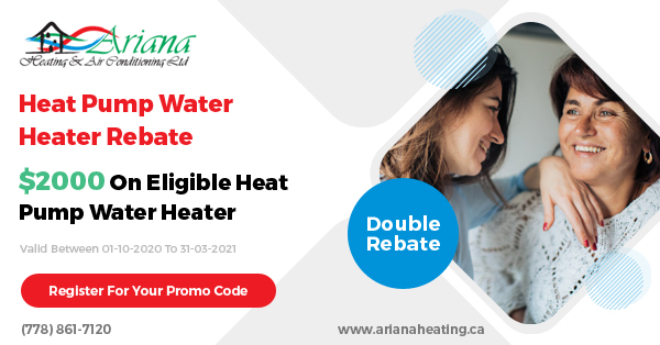 Heat Pump Water Heater Rebates