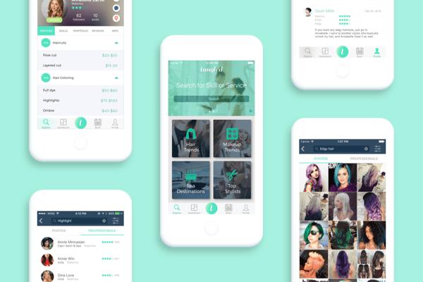 Tangled App Design