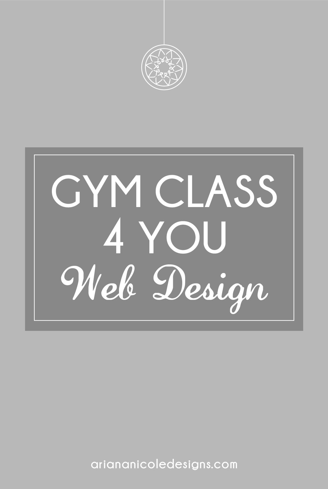 Gym_Class_4_You_Web_Design