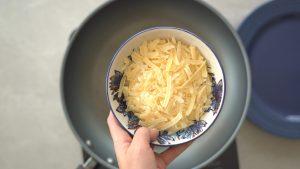 como fazer crisp de parmesão caseiro