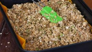 granola caseira paleo