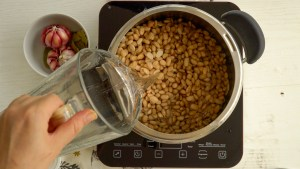 como fazer feijao carioca para congelar