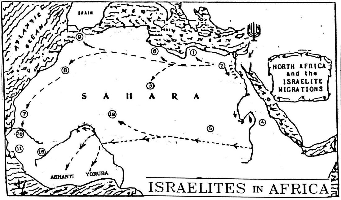 The Bantu Branch of 'Africans' are Hebrew Israelites PART