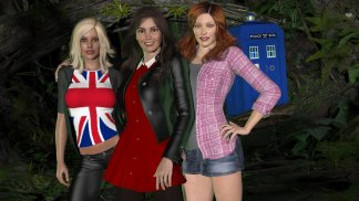 """A tribute to """"Doctor Who"""""""
