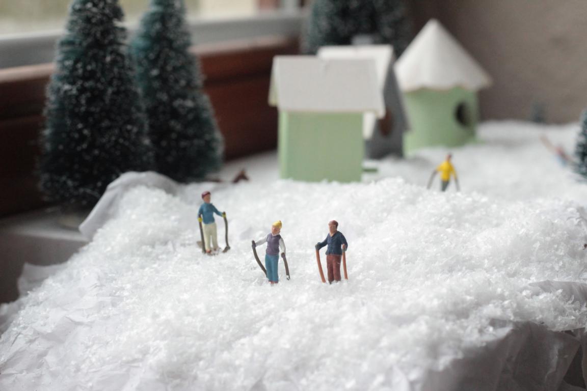 DIY: Winterlandschaft für euer Zuhause