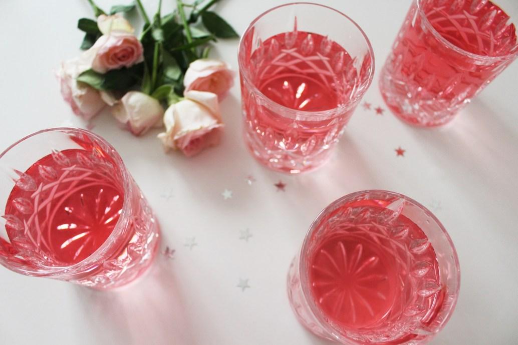 Rosenwasser Cocktailes