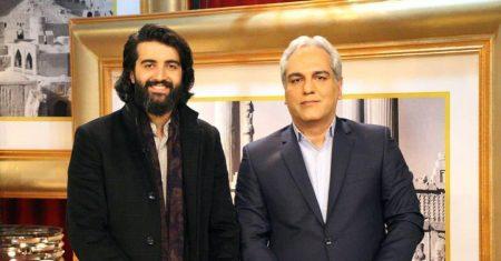مهدی دارابی (هوروش بند) در برنامه دورهمی مهران مدیری