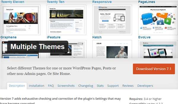 multiples-temas-para-wordpress