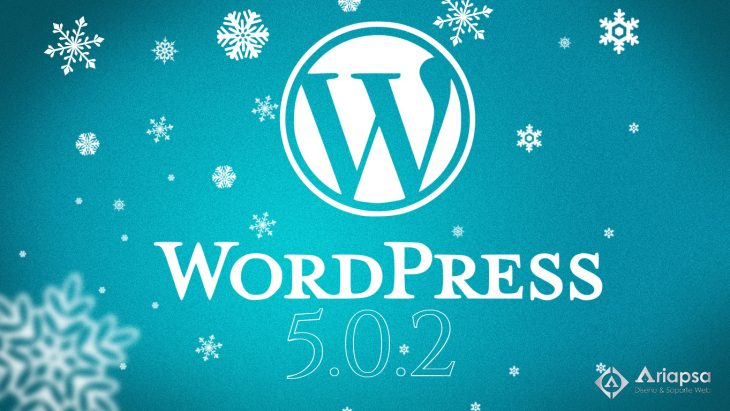 wordpress 5.0.2