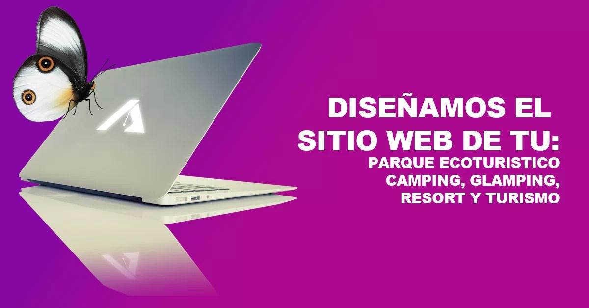 DISEÑO WEB PARA CENTROS DE TURISMO ETC ARIAPSA