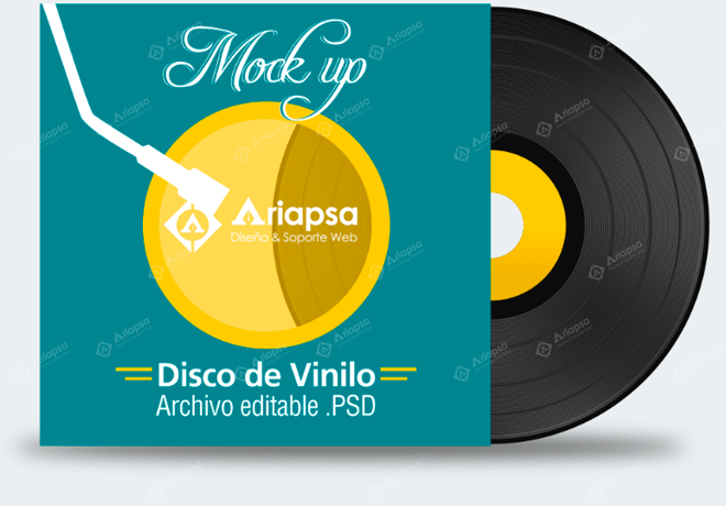 1-Ariapsa-MockUp-disco-de-vinilo