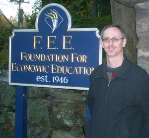 Image: Ari Armstrong at FEE