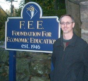 Image: Ari Armstrong at FEE