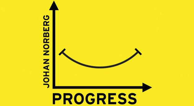 Johan Norberg Celebrates Human Progress