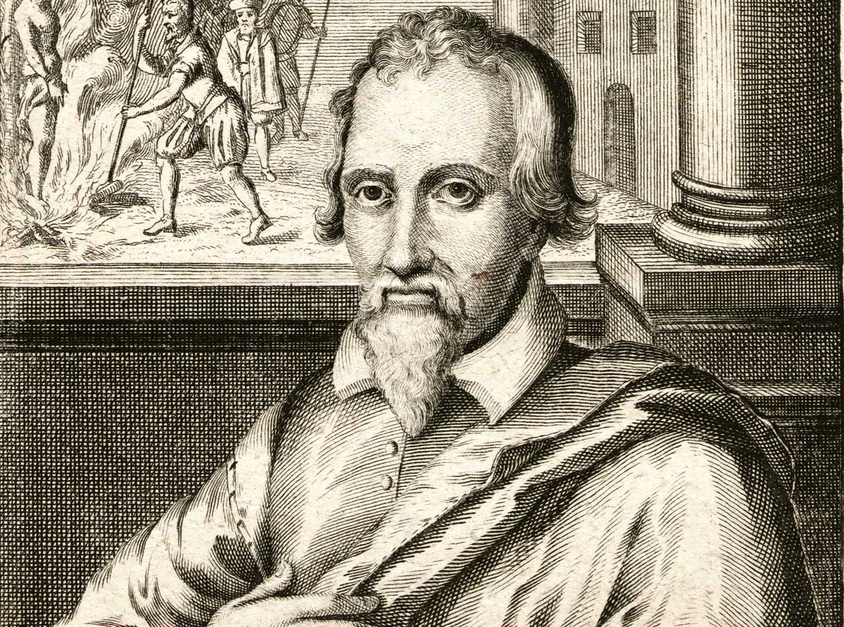 Lawrence Goldstone on the Death and Legacy of Michael Servetus: Self in Society #6