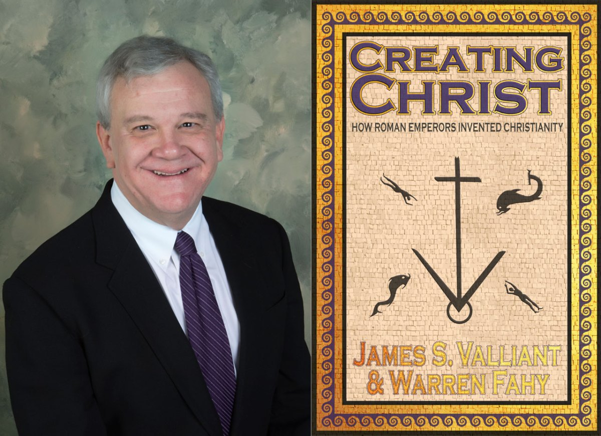 James Valliant on Rome and Christianity: Self in Society #4