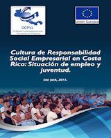Cultura de Responsabilidad Social Empresarial en Costa Rica: Situación de empleo y juventud