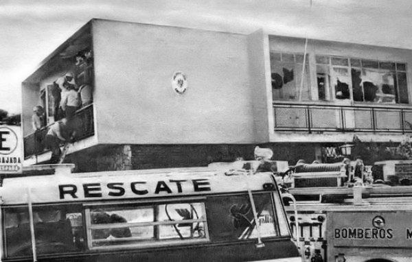 Matanza de la embajada española
