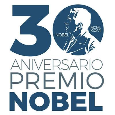 30 Logo Premio Nobel