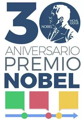 Línea de  tiempo Premio Nobel