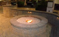 Outdoor Gas Fireplace Lowes