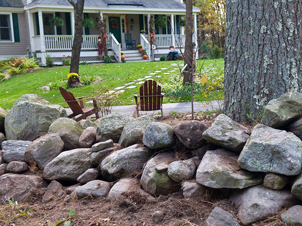 rock gravel landscaping ideas