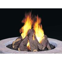 Ceramic Fire Pit Logs  Design and Ideas