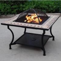 Fire Pit Ceramic Stones  Design and Ideas