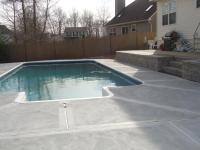 above ground pool patio design ideas  Design and Ideas