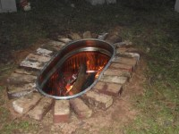 cool fire pit designs  Design and Ideas