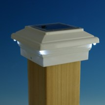 Solar Deck Post Lights Lowes Design And Ideas