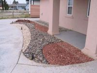 desert rock landscaping ideas  Design and Ideas