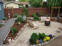 small backyard bbq area ideas  Design and Ideas